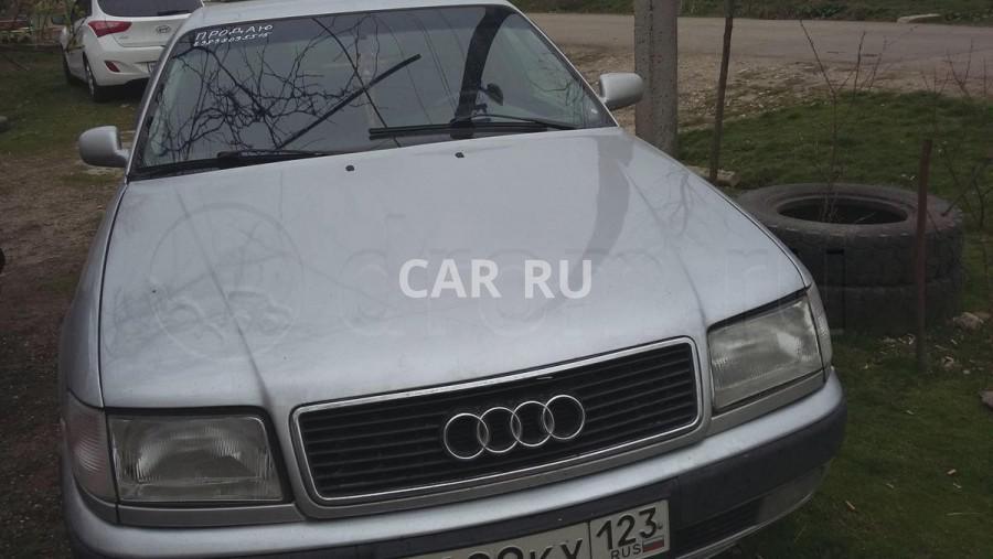 Audi 100, Афипский