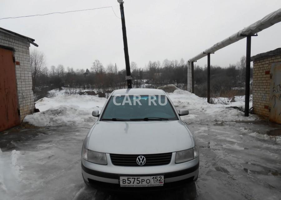 Volkswagen Passat, Арзамас