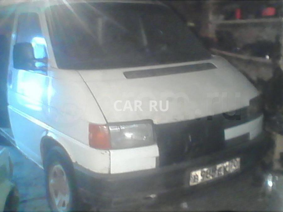 Volkswagen Caravelle, Асино