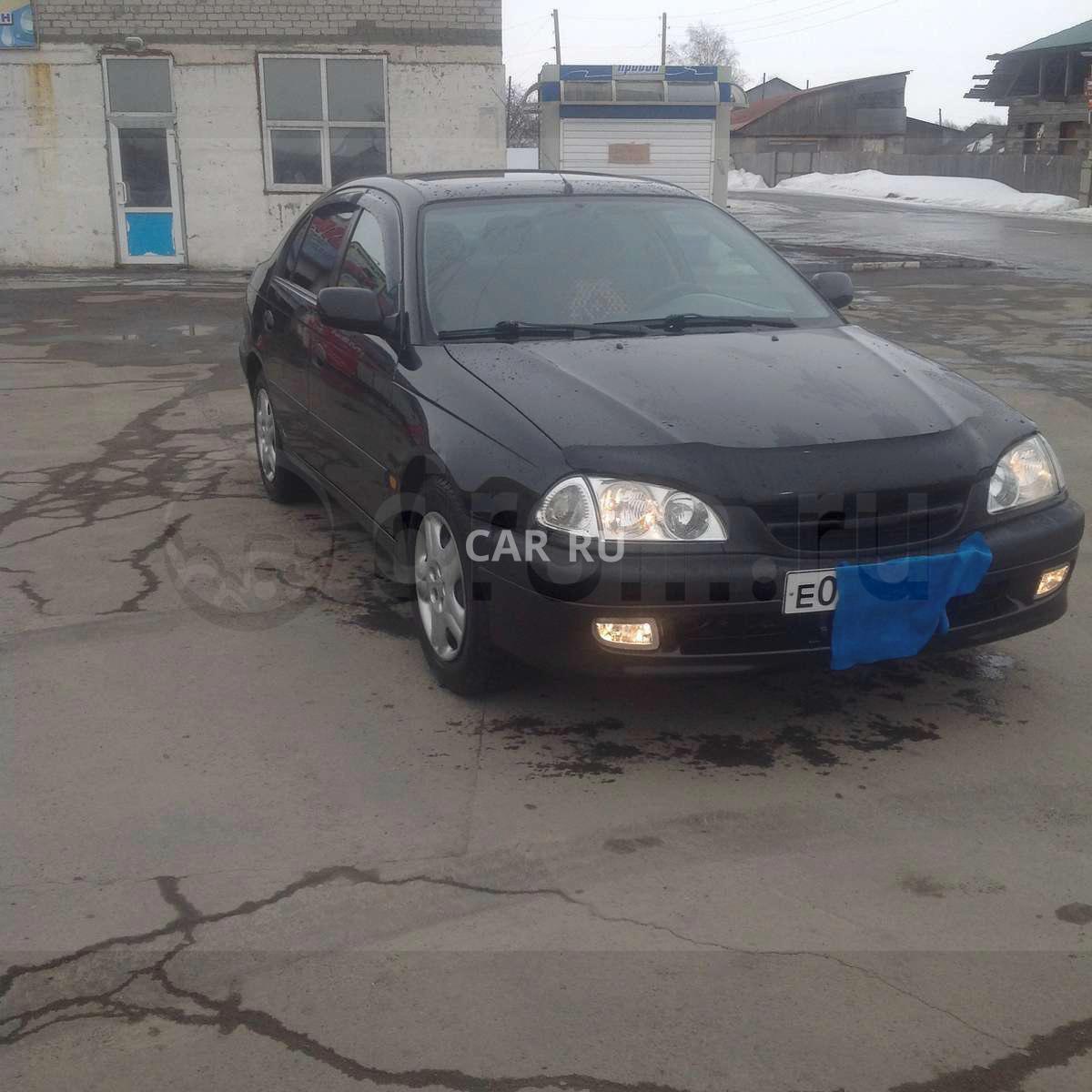 Toyota Avensis, Барнаул