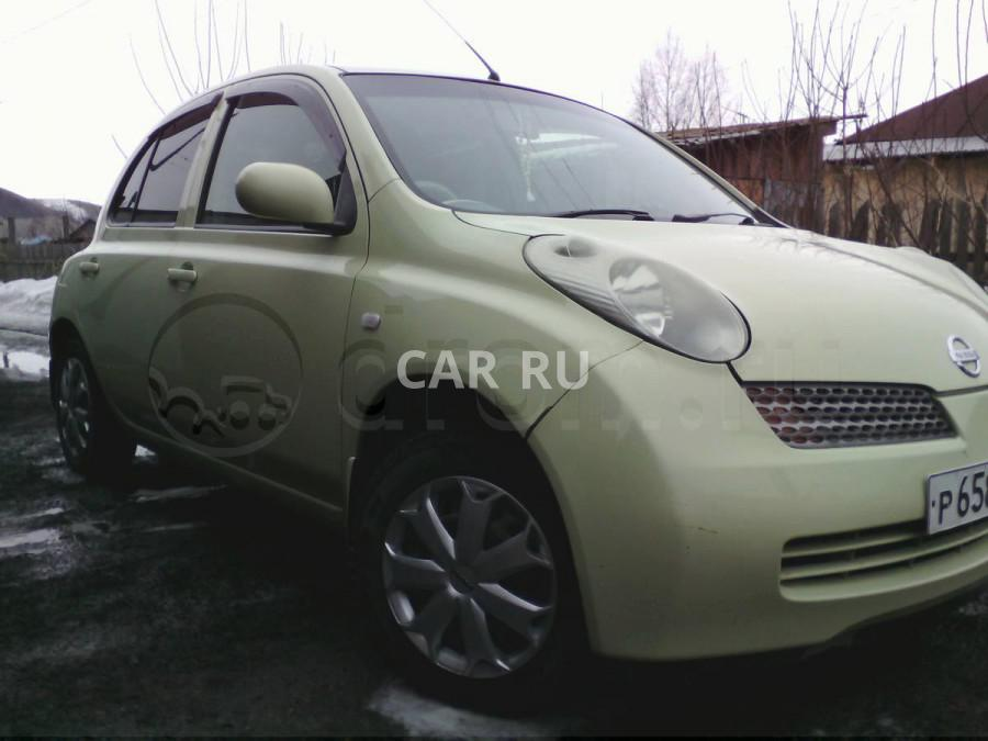 Nissan March, Алтайское