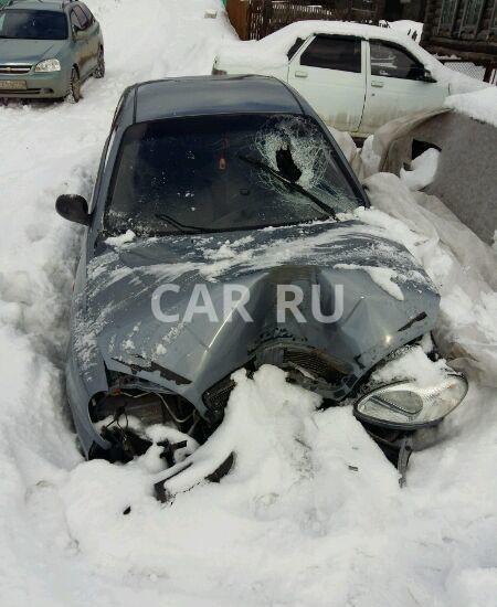 Chevrolet Lanos, Аша