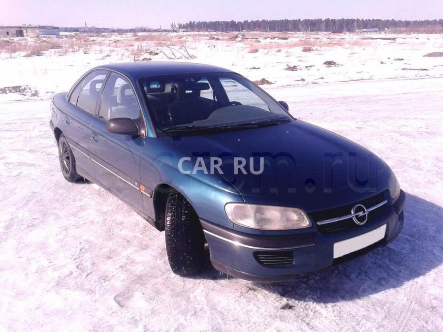 Opel Omega, Барнаул
