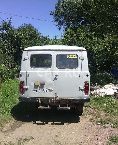 Уаз 390995, Апшеронск