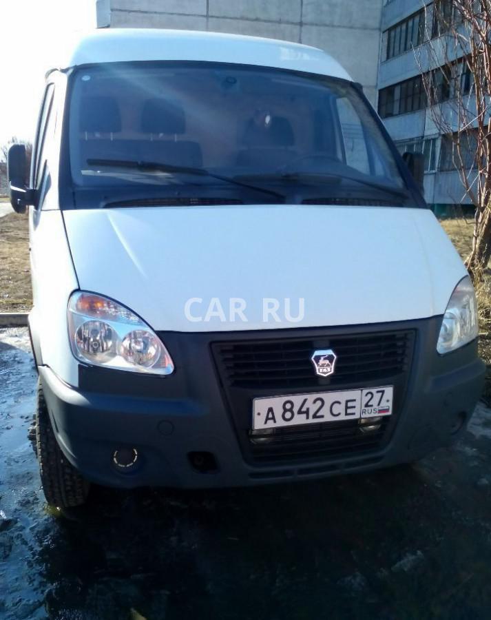 Газ 3302, Барнаул