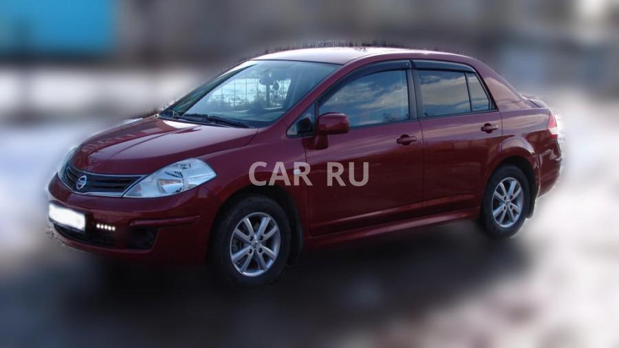 Nissan Tiida, Безенчук