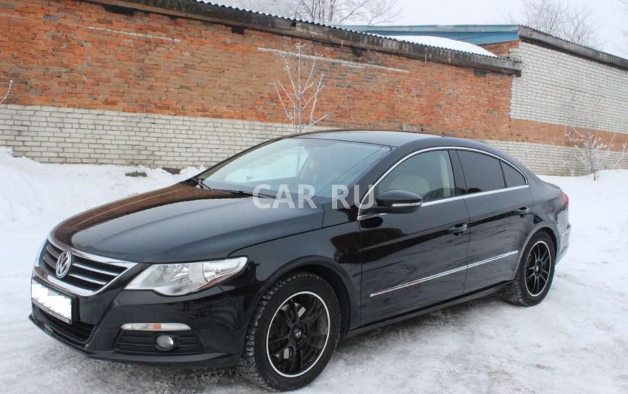 Volkswagen Passat CC, Алатырь