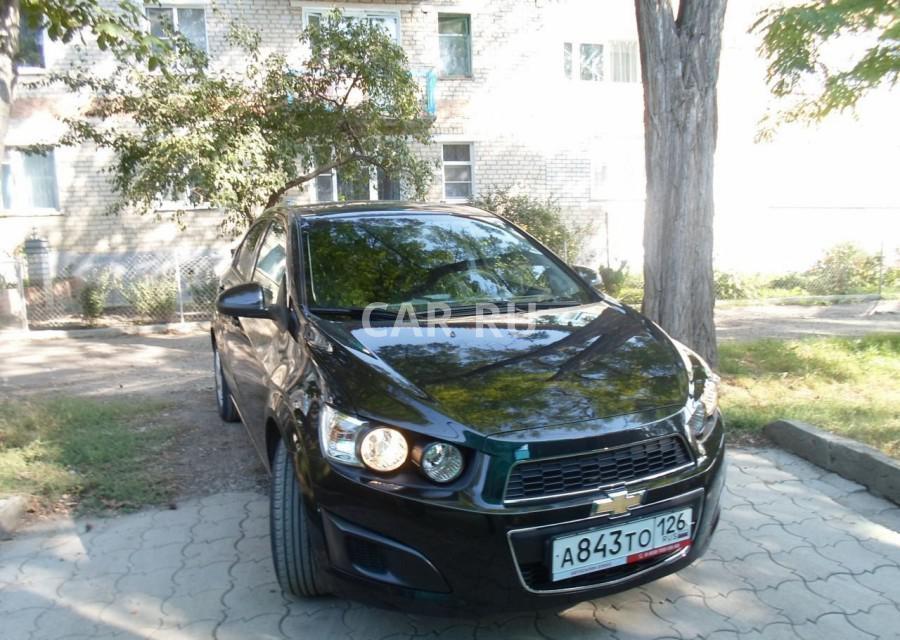 Chevrolet Aveo, Александровское