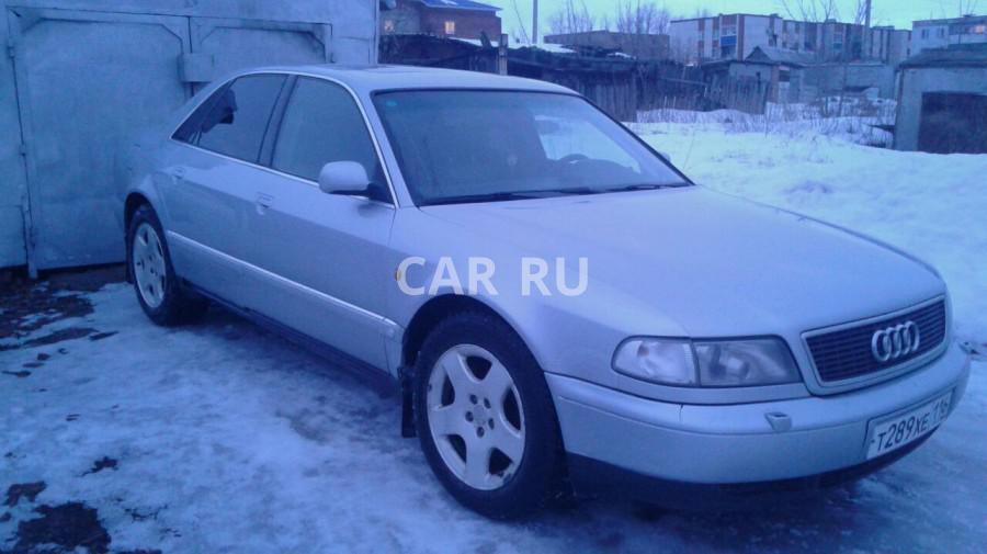 Audi A8, Альметьевск