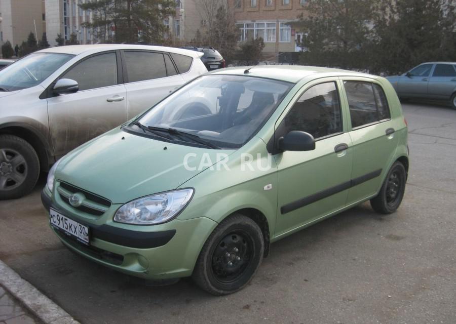 Hyundai Getz, Астрахань