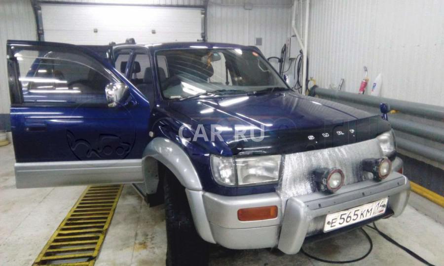 Toyota Hilux Surf, Алдан