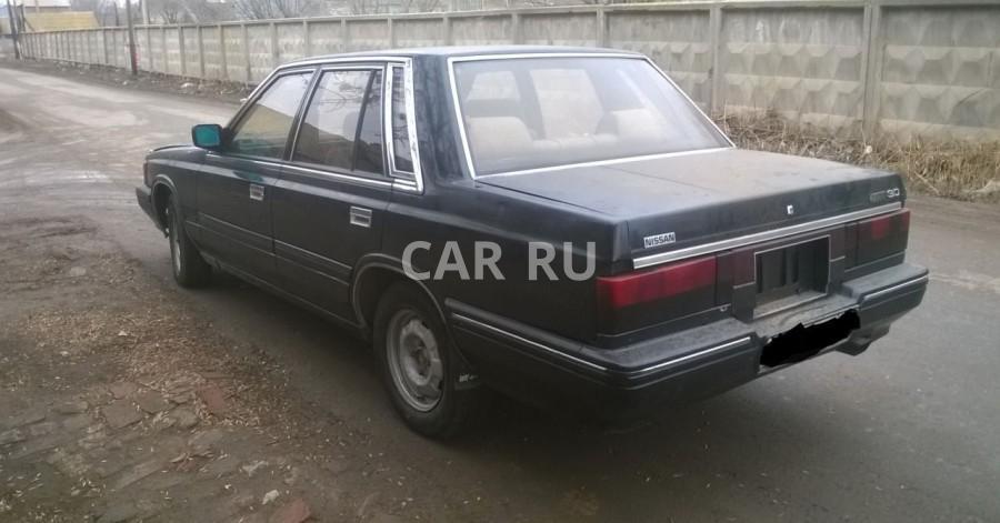 Nissan Laurel, Астрахань