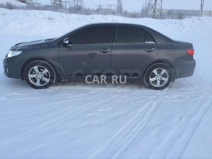 Toyota Corolla, Айхал
