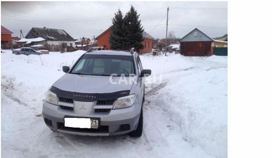 Mitsubishi Outlander, Алексин