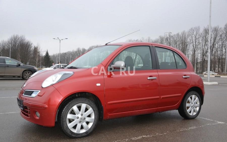 Nissan Micra, Белгород