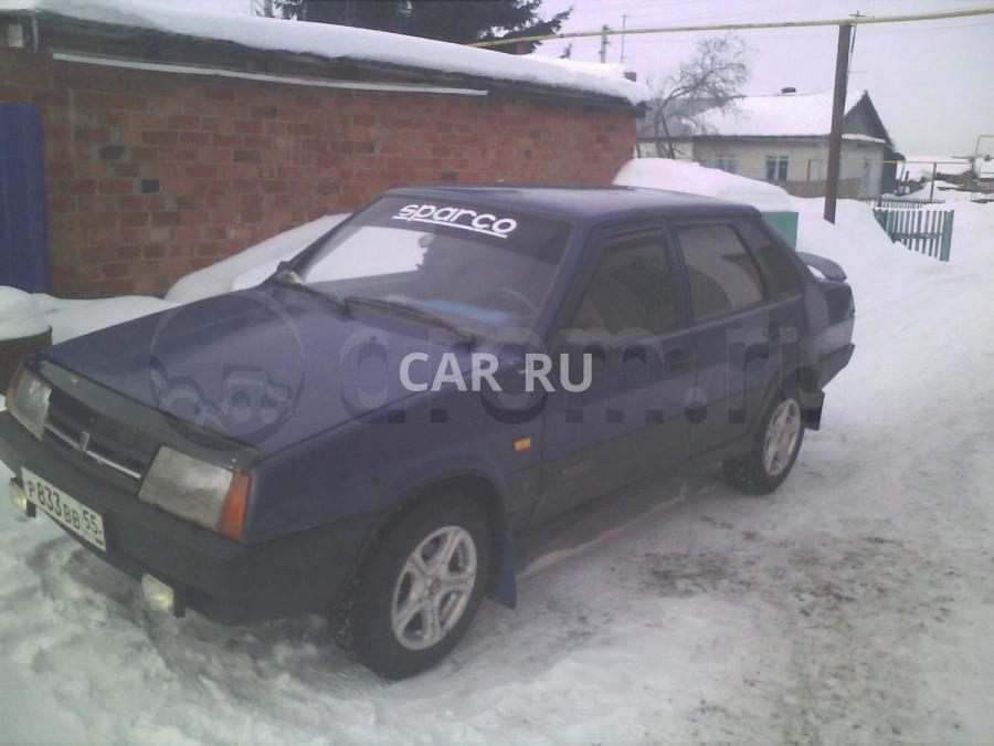 Лада 21099, Азово