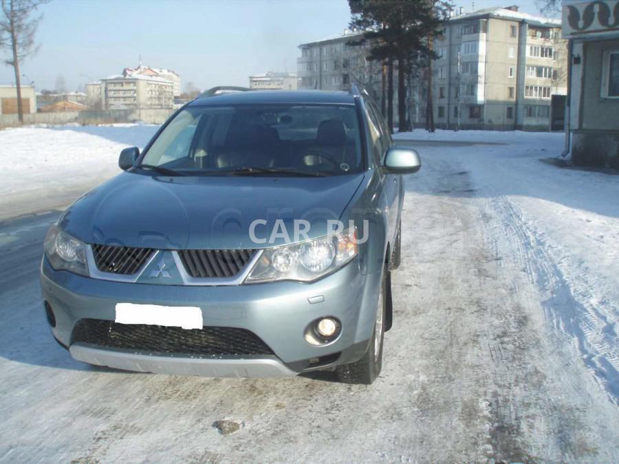 Mitsubishi Outlander, Ангарск
