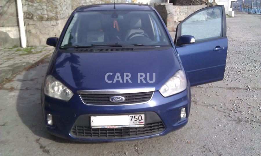 Ford C-MAX, Алушта