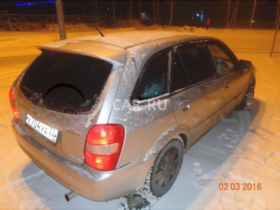 Mazda Familia S-Wagon, Барнаул