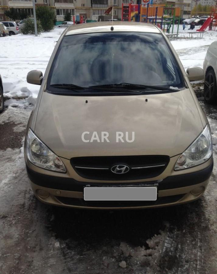 Hyundai Getz, Альметьевск