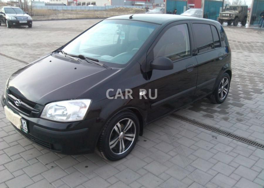 Hyundai Getz, Батайск