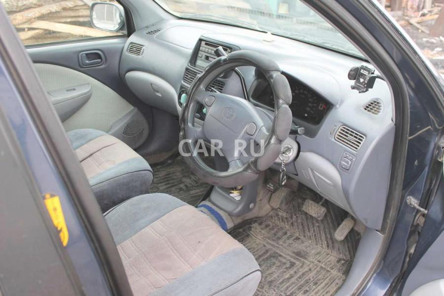 Toyota Raum, Абакан
