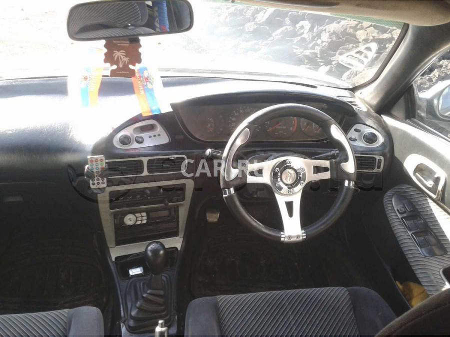 Toyota Sprinter Marino, Агинское