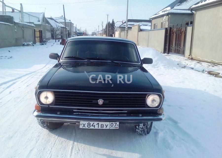 Газ Volga, Баксан