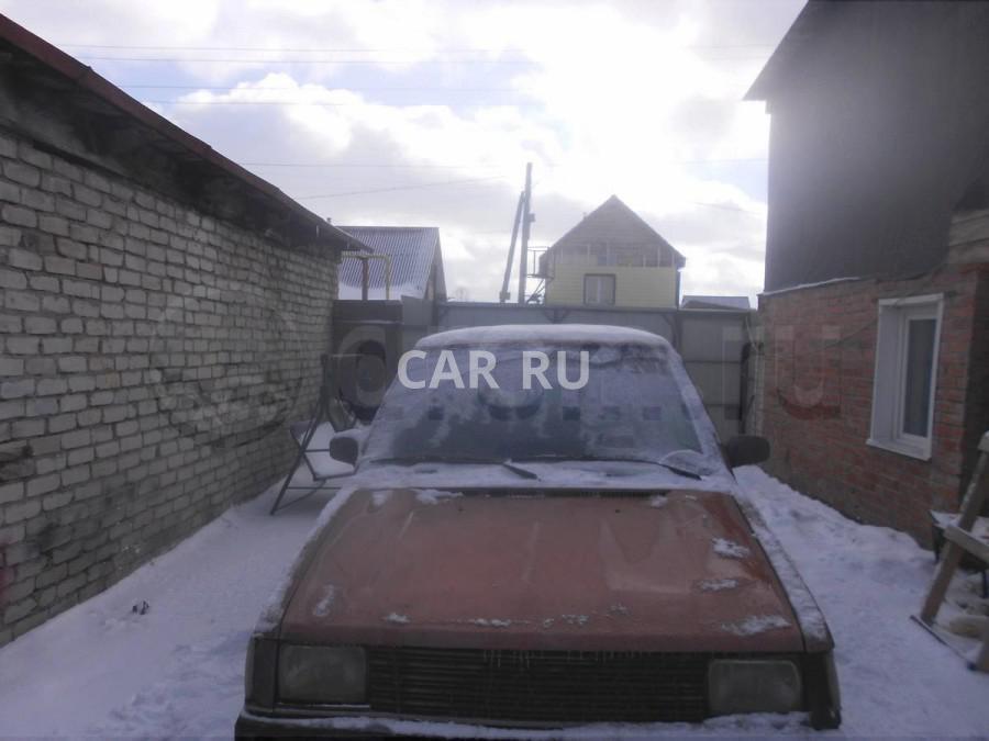 Nissan Prairie, Барнаул