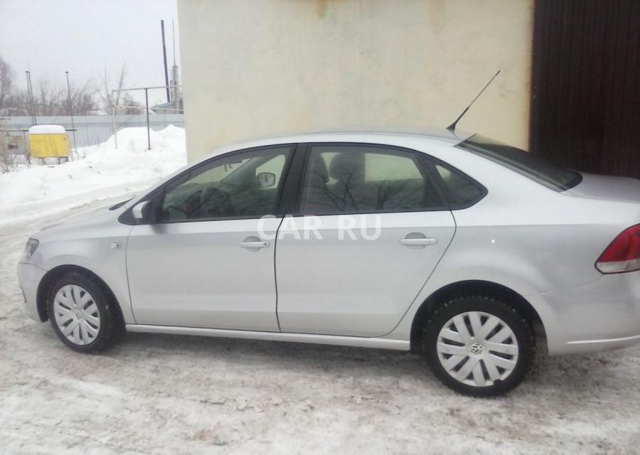 Volkswagen Polo, Арзамас