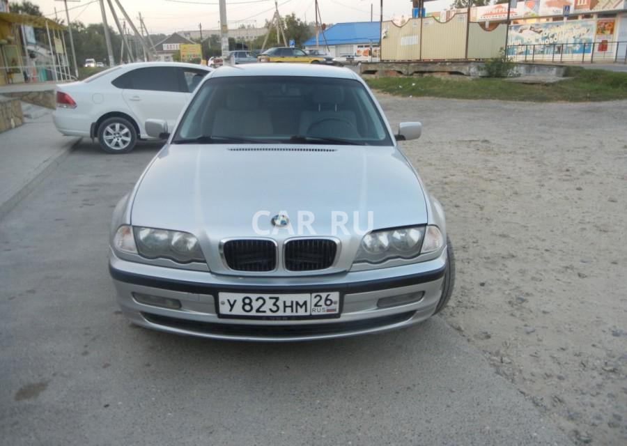 BMW 3-series, Александровское