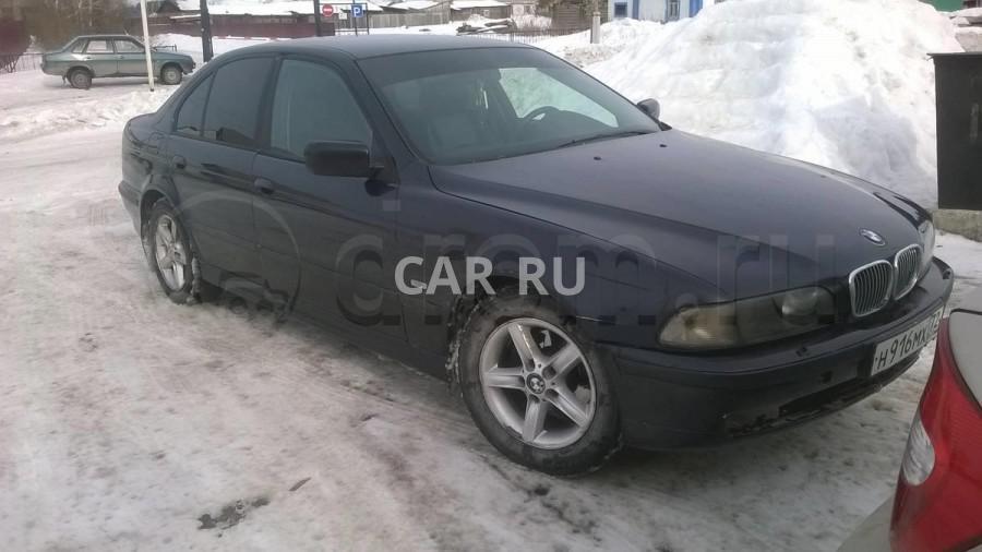 BMW 5-series, Аромашево