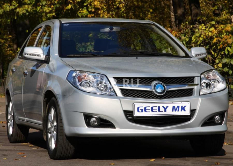 Geely MK, Барда