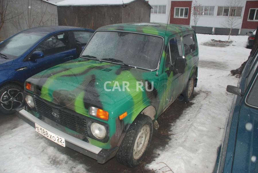 Лада 2121, Барнаул
