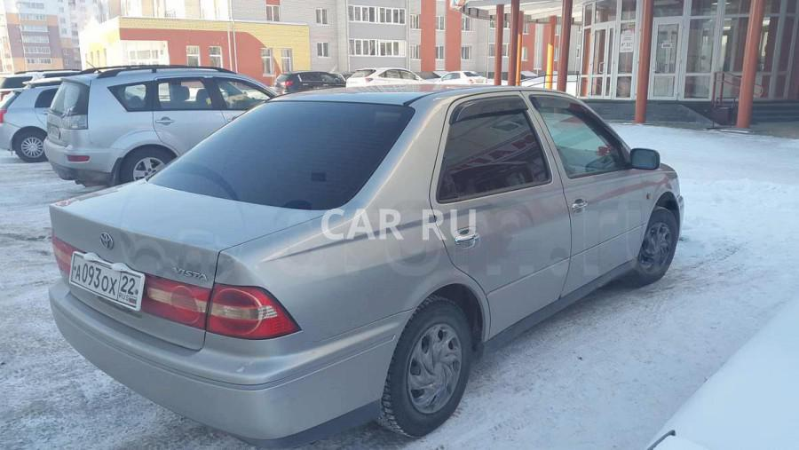 Toyota Vista, Барнаул