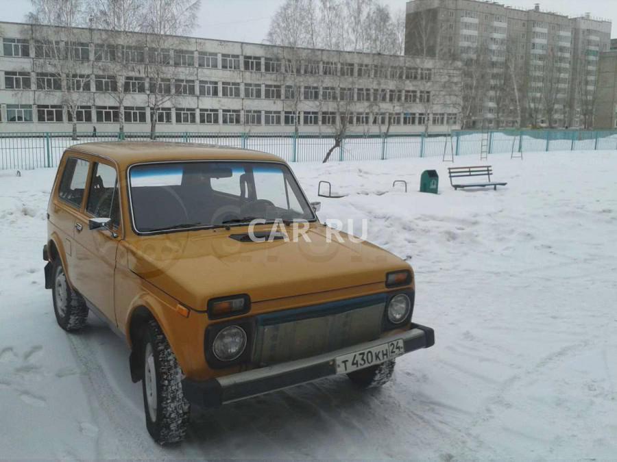 Лада 2121, Ачинск