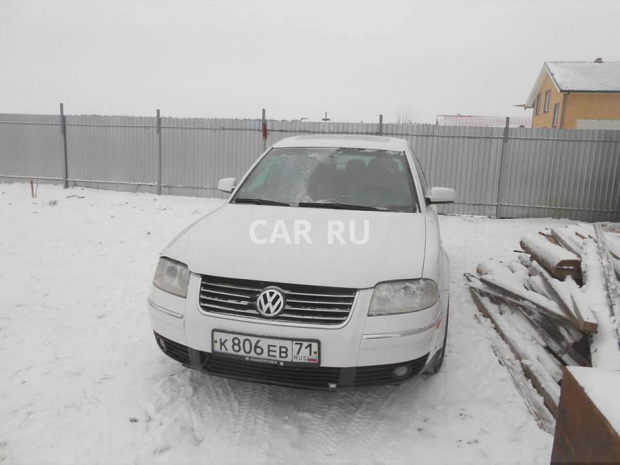 Volkswagen Passat, Артём