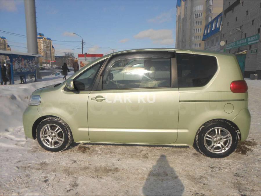 Toyota Porte, Барнаул