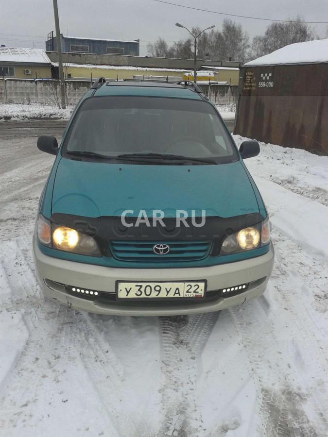 Toyota Picnic, Барнаул