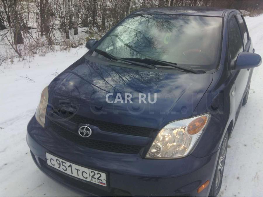 Toyota ist, Барнаул