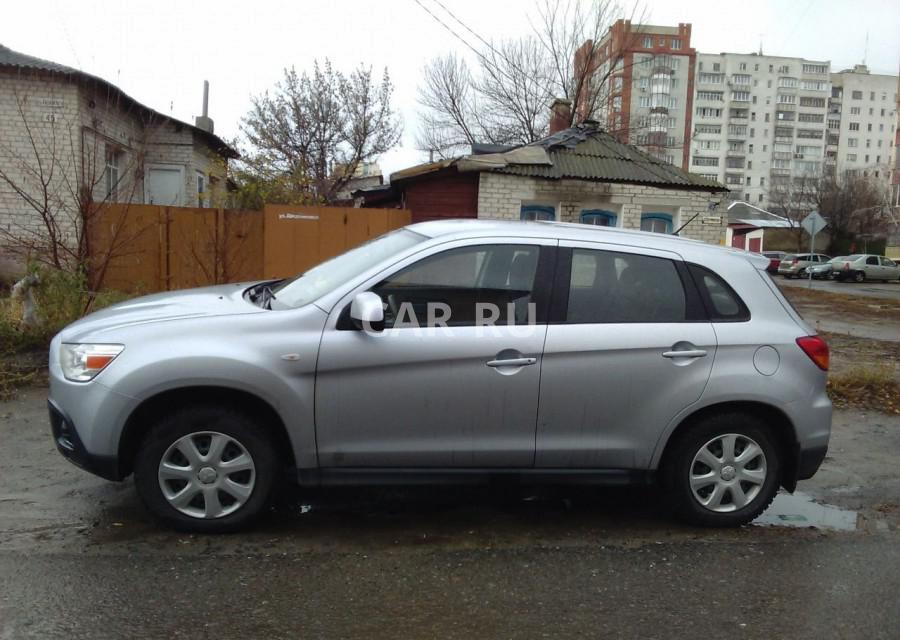 Mitsubishi ASX, Белгород