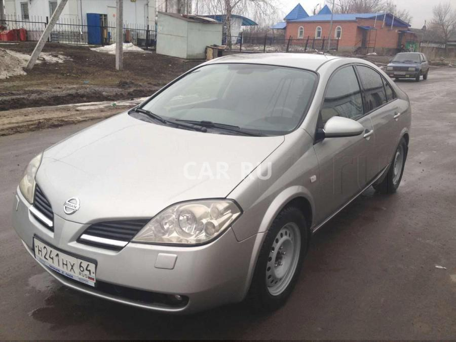 Nissan Primera, Балашов