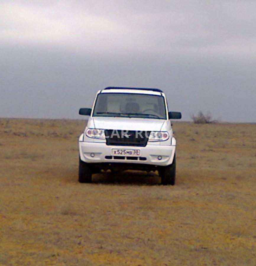 Уаз Pickup, Астрахань