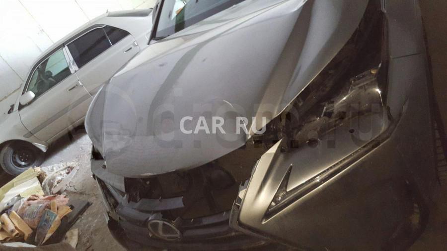 Lexus NX, Барнаул