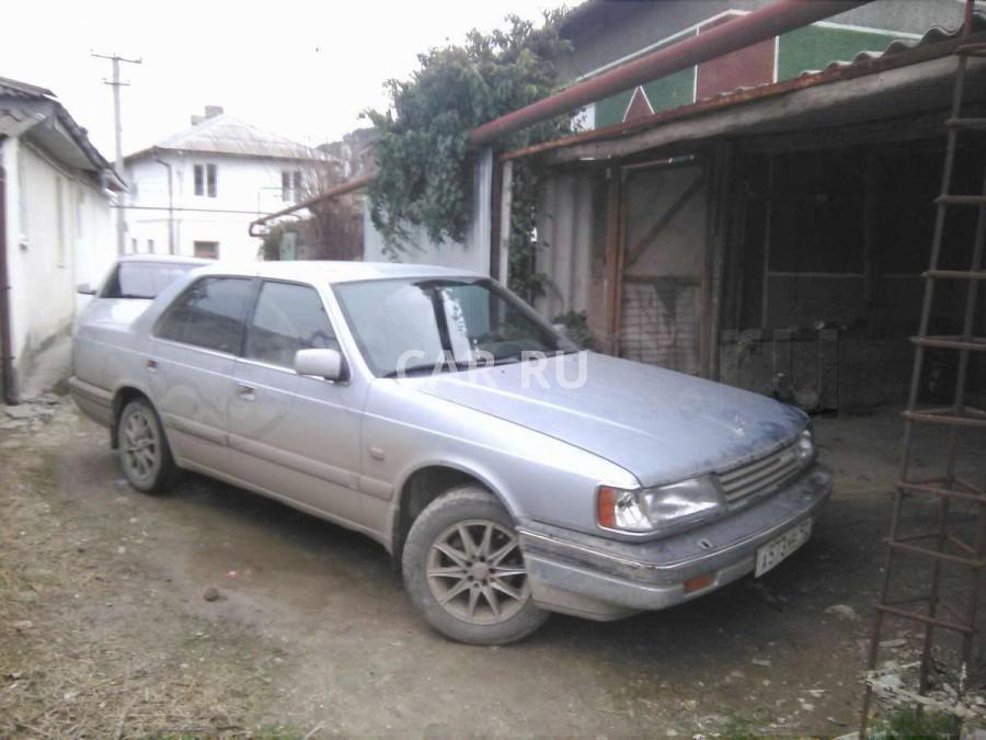 Mazda 929, Бахчисарай