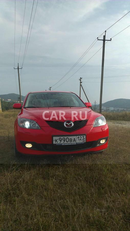 Mazda 3, Архипо-Осиповка