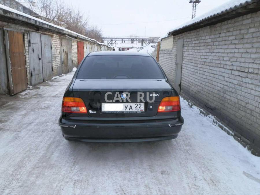 BMW 5-series, Барнаул