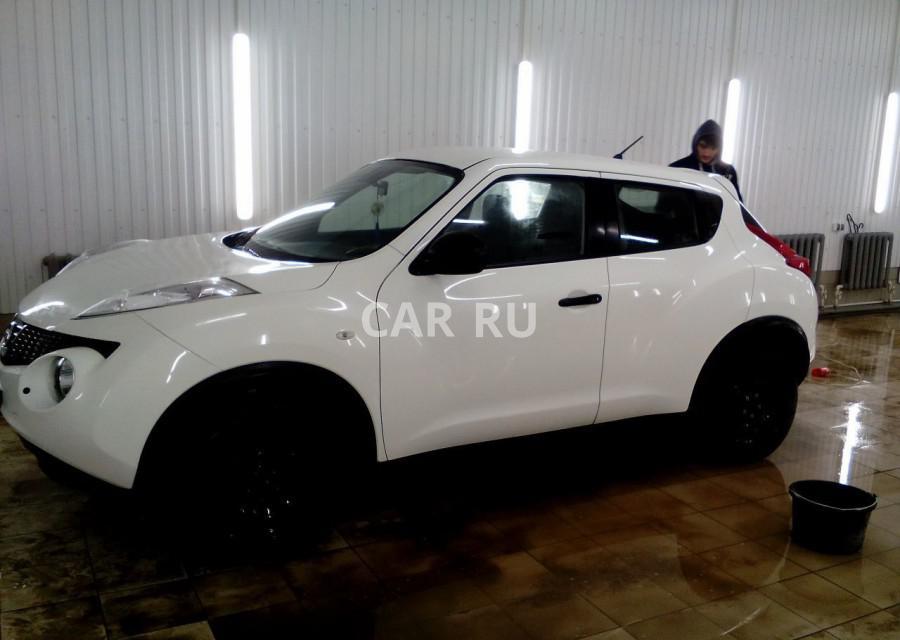 Nissan Juke, Астрахань