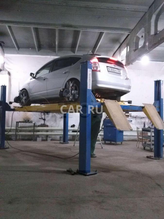 Toyota Prius, Абинск