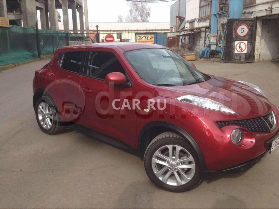 Nissan Juke, Ангарск
